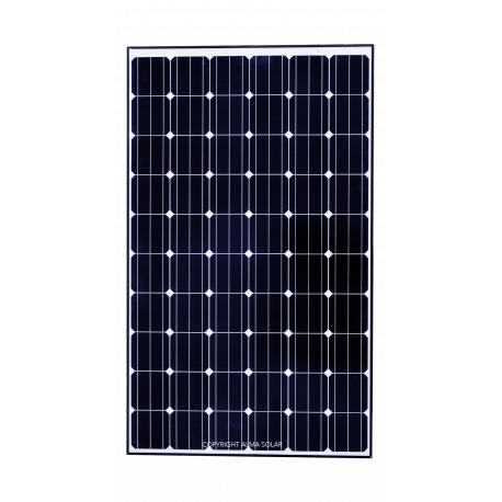 panneau solaire bisol bmo 300 alma solar n 1 des. Black Bedroom Furniture Sets. Home Design Ideas