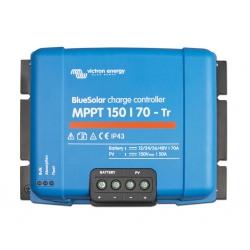 Régulateur VICTRON ENERGY Blue Solar MPPT 150/70 Tr