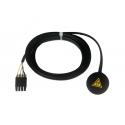 Cable SMA pour mesure de compteur électrique