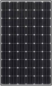 Panneau solaire BISOL BMO-280