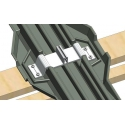 Easy Roof patte double complète