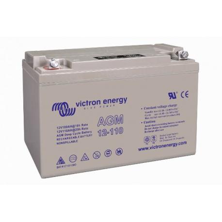 Batterie VICTRON ENERGY AGM 12V/110Ah