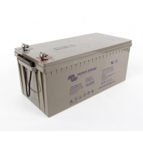 Batterie VICTRON ENERGY GEL Deep cycle 12V/220Ah