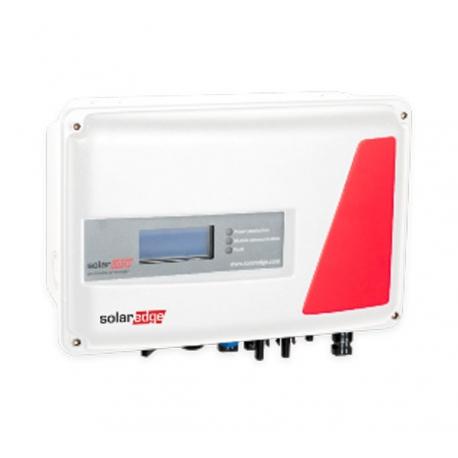 SOLAR EDGE Safety/interface de suivi