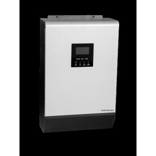 Panneau solaire : Monter son installation à panneaux solaires soi-même (site en ligne) Onduleur-hybride-mks-2kw