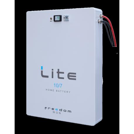 vente en ligne accumulateur solaire batterie lithium freedom lite 10 7. Black Bedroom Furniture Sets. Home Design Ideas