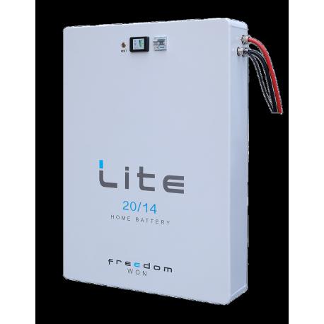 Batterie Lithium Freedom Lite 20/14 - 48V