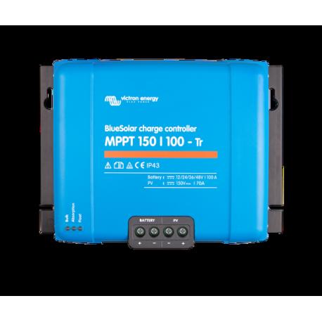 Régulateur VICTRON ENERGY BlueSolar MPPT 150/100 tri