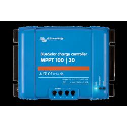 Régulateur VICTRON ENERGY BlueSolar MPPT 100/30