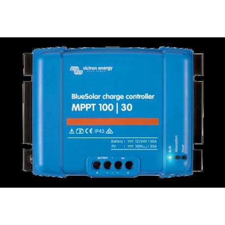 Régulateur VICTRON ENERGY Blue Solar MPPT 100/30