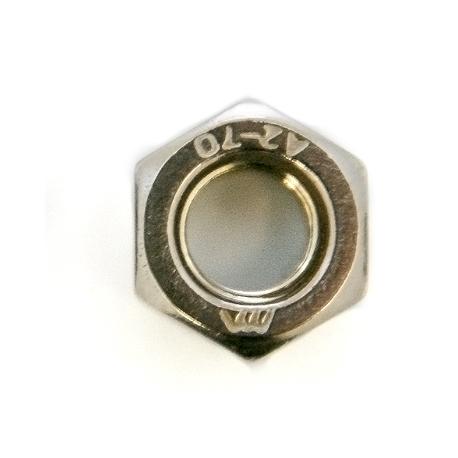 10x écrous de fixation M8