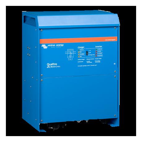 Onduleur/chargeur VICTRON ENERGY Quattro 8000