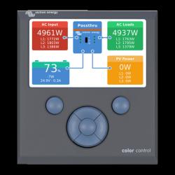Tableau de contrôle Color control VICTRON ENERGY
