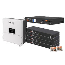 Pack Solax X1-Hybrid-3.0-D-E + Pylontech 4x H48050