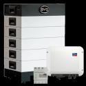 Pack SMA SunnyBoy Storage 2.5 + BYD H6.4