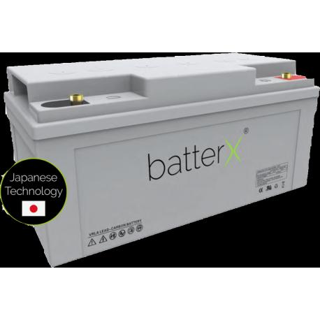 Batterie BatterX Plomb Carbone LC700