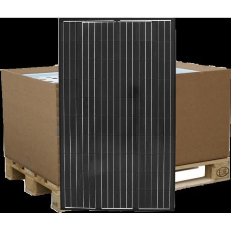 Palette de 30x I'M SOLAR 320M mono noir