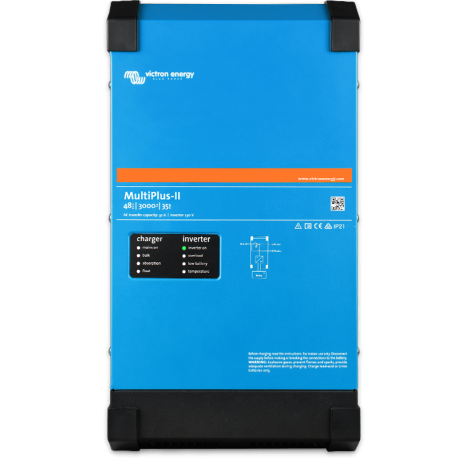 Onduleur/chargeur VICTRON ENERGY MultiPlus-II Gx 5000VA/48