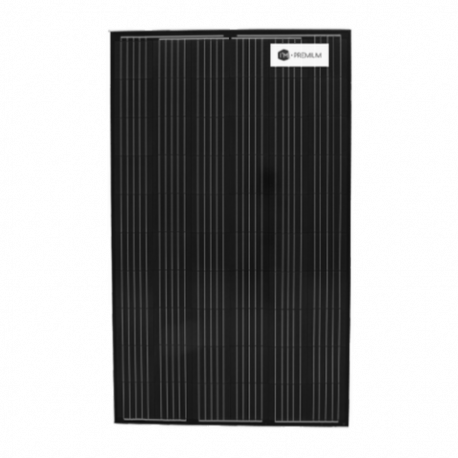 Panneau solaire I'M SOLAR 370W Mono noir