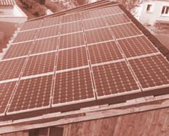 installation photovoltaïque sur toit