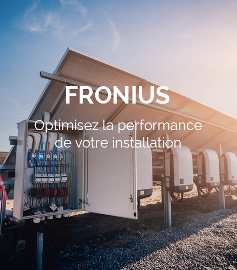 onduleurs Fronius
