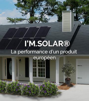 panneau solaire IM.SOLAR