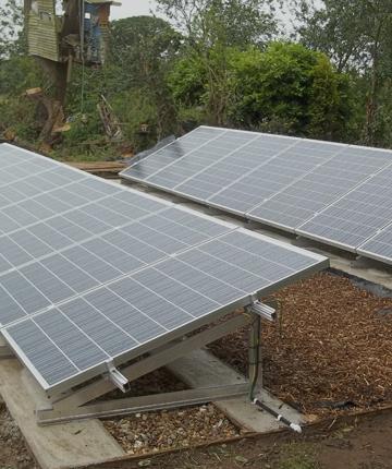 Installer vos panneaux solaires au sol au meilleur prix