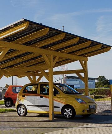 Installer panneaux solaires sur le garage au meilleur prix