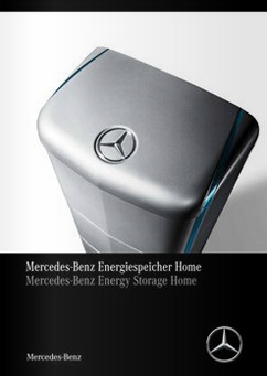 Batterie MERCEDES-BENZ Energy